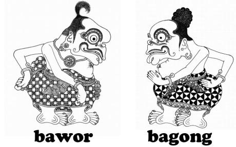 Bawor vs Bagong