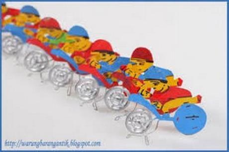 mainan motor tali